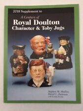 2018 Supplement To A Century Of Royal Doulton Character And Toby Jugs - 60 Pages