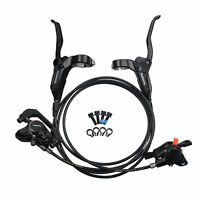 2016 SHIMANO BR-BL-M315  Hydraulic Disc Brake Set Front and Rear Black New