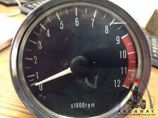 Kawasaki 25015-025  900 Z1-A 1974 Tachometer NOS K&L AFTERMARKET CHROME
