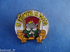 Pin's pin RARE BD LE TRIOMPHE DE BABAR  (ref L24)