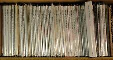 Frank ZAPPA Complete LOT JAPAN Mini LP CD VACK1203~61,9000~10 PROMO Slv's,BOXES+