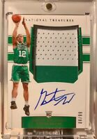 2019-20 National Treasures GRANT WILLIAMS Rookie Patch Autograph True RPA #/99