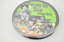 Vintage Pinback Button Chicago Toy Show October 2014