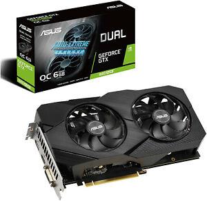 ASUS Dual GeForce GTX 1660 SUPER 6GB GDDR6 EVO (DUAL-GTX1660S-6G-EVO) BRAND NEW.