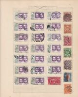mexico stamps page ref 17135