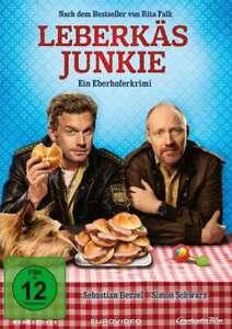 DVD * LEBERKÄSJUNKIE - Ein Eberhofer Krimi # NEU OVP %