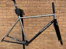 Genesis Volare 931 Horquilla de Carbono & Marco de Acero Bicicleta de Carretera Marco Medio