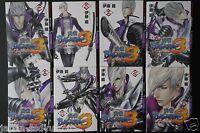 JAPAN Ryu Ito manga: Sengoku Basara 3 Bloody Angel 1~8 Complete Set