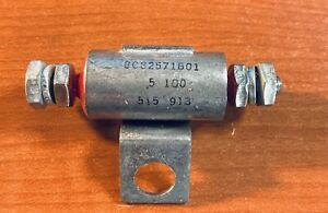 Car Alternator Noise Filter - Motorola 8C8257B01