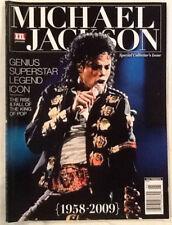 MICHAEL JACKSON MAGAZINE, XXL COLLECTOR'S ISSUE 2009, MJ THRILLER KING OF POP