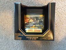 RUSTY WALLACE 2 1993 PREMIER EDITION RACING CHAMPIONS NASCAR DIECAST NIB 1/64
