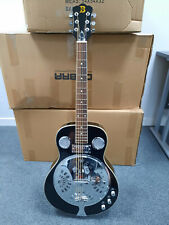 More details for electro-acoustic resonator guitar by bryce