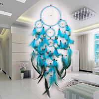 1pc Handmade Dream Catcher with feather wall or car hanging decoration ornament