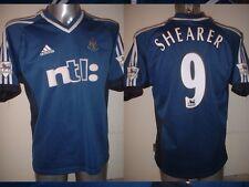 Newcastle United SHEARER Shirt Adidas Jersey Adult XL Football Soccer Top Away