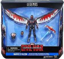 "Hasbro Marvel Legends Series 3.75"" Civil War Falcon Sam Wilson New X'mas Sale"