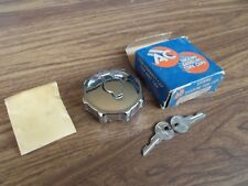 1958 & 1960 EDSEL Locking Gas Cap Vintage NEVER INSTALLED NOS AC GTL-11 Corsair