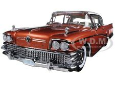 1958 BUICK LIMITED RIVIERA COUPE GARNET RED 1:18 PLATINUM EDITION SUNSTAR 4806