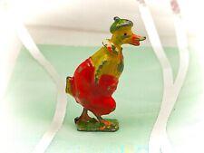 More details for britains/cadbury's cococub-lead children's toy figure-1934-39-dumpty doo duck