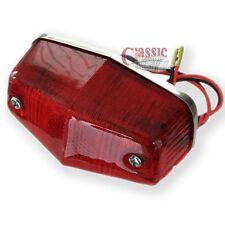 LUCAS 525 STYLE TAIL LIGHT FITS CLASSIC NORTON MOTORCYCLES