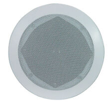 E-audio 16 Ohms Hi-fi Surround Sound Domestic & Commercial Use Ceiling Speaker