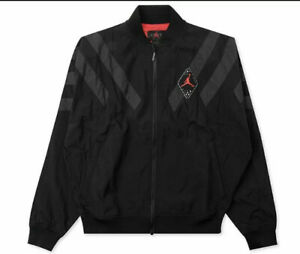 Nike Men's Air Jordan LEGACY RETRO 6 Jacket Sz. XL NEW BV5405-010 Chicago Bulls
