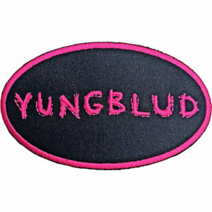 YUNGBLUD  iron on patch Official