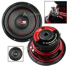 "Ds18 Gen-X104D 10"" Inch Subwoofer 800 W Max Dual 4 Ohm Bass Sub Woofer Speaker"