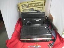 Pair Ampli-Vox Portable Sound System Message Announcer Model S-220