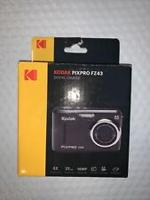 Kodak PIXPRO FZ43 16MP Digital Camera - Black BRAND NEW