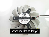 POWER LOGIC PLD08010S12H Fan for MSI 8010 Video card 2pin