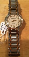 Raymond Weil 2320 Othello Ladies Two Tone Swiss Watch