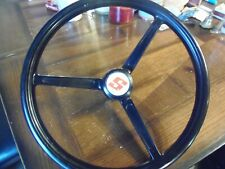 Vintage simplicity tractor steering wheel assembly