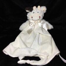 La Galleria Cow La Vache Security Baby Blanket Doudou Lovey Belgium Comforter