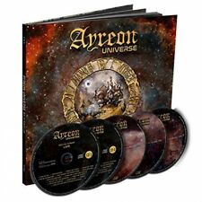 Ayreon - Ayreon Universe: Best of Live (2CD+2DVD+BLURAY Earbook Limited Edition)