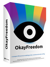 Okayfreedom VPN ✔️ Unlimited 1 Windows 1 Year Genuine Global Instant Delivery