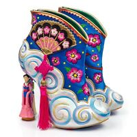IRREGULAR CHOICE *BE TRUE TO WHO YOU ARE* DISNEY SNOW WHITE CHARACTER HEELS UK4