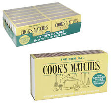 More details for cook's kitchen safety matches 220's - case of 12