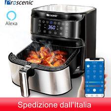Proscenic Alexa Forno Friggitrice Ad Aria Calda 5,5L Digitale 1700W Senza Olio