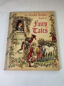 Vintage The TASHA TUDOR Book of Fairy Tales 1961 ~ Platt & Munk