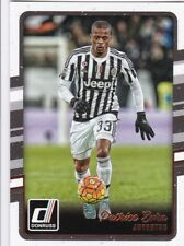 Patrice Evra 2016-17 Panini Donruss , Card # 114