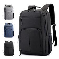 Men's Travel Rucksack Laptop Backpack Shoulder Notebook Sport Hiking School Bag