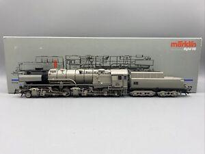 Märklin H0 3602 Dampflok BR 53 0001 DR Wechselstrom Digital Defekt