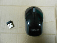 Logitech M187 Mini Mouse # 910-002726 Black