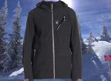 Spyder Mens Small Eiger Technical Shell Ski Mountaineering MTB Jacket Nwt $500