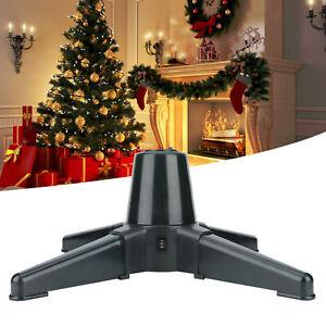 Christmas Tree Stand 360-Degree Electric Rotating Base Xmas Tree Holder 40/50cm