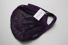 Stringa netto SHOPPING BAG IN riciclata non cotton.short MANIGLIA