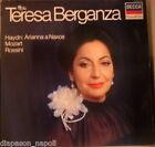 Teresa Berganza: Haydn; Arianna a Naxos, Rossini;Il Barbiere Di Siviglia LP