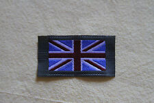 GENUINE ISSUE BRITISH ARMY, ROYAL MARINES, R.A.F, NAVY UNION JACK PATCHES - NEW