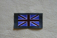 Genuine Issue British Army R.a.f Royal Marines Sew on Union Jack Patches TRF
