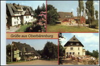 BÄRENBURG DDR OT Altenberg Sachsen Oberbärenburg AK